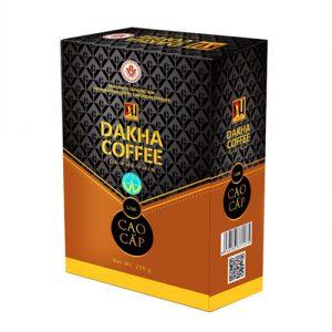 Cà phê Đắk Hà pha phin cao cấp (250g x 4hộp ) vina cafe