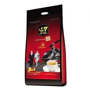Cà phê hòa tan G7 3in1