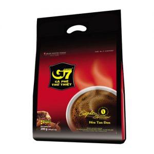 Cà phê hòa tan G7 không đường