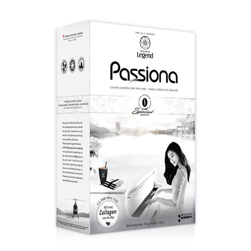 Cà phê hòa tan Passiona 4in1